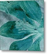 Aqualily Metal Print