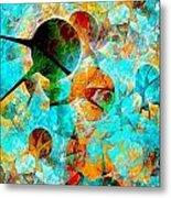 Aquarium 612-12-13 Marucii Metal Print