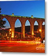 Aqueduct Of The Free Waters Metal Print