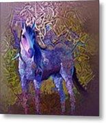 Arabian Horse 2  Metal Print