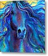 Arabian Horse #3  Metal Print by Svetlana Novikova