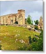 Aracena Castle Sxiii Metal Print