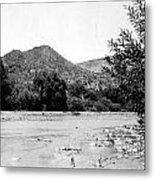 Aravaipa Creek Metal Print