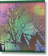 Arbor In The City 6 Metal Print