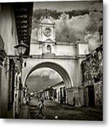 Arch Of Santa Catalina Metal Print