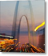 Arch Special Effect Metal Print