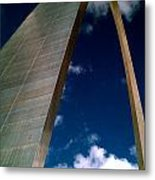 Arch To The Sky Metal Print