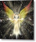 Archangel Gabriel Metal Print