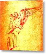 Archangel Michael  Metal Print by Lali Kacharava