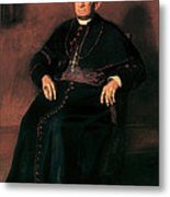 Archbishop William Henry Elder Metal Print