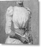 Archduchess Marie Valerie Of Austria Metal Print