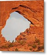 Arches  National Park 14 Metal Print