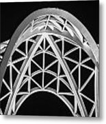 Arches And Angles 2 Metal Print