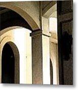 Arches Fresco Metal Print