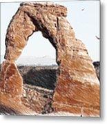 Arches National Park-utah Metal Print