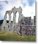 Arches Of Bayham Abbey Metal Print