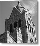 Architectural Beauty Metal Print