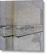Architectural Close Up 3 Metal Print