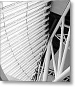 Architectural Details Metal Print