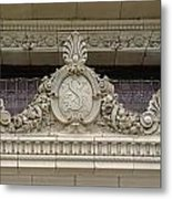 Architectural Embellishments Metal Print