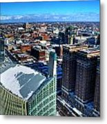 Architectural Variances Winter 2013 Metal Print