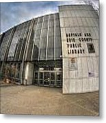 Architecture And Places In The Q.c. Series Becpl Metal Print
