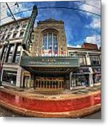 Architecture And Places In The Q.c. Series Shea's Metal Print