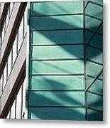 Architecture And Shadows Metal Print