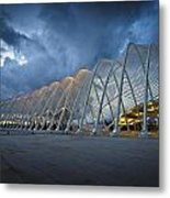 architecture by Calatrava Metal Print