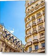 Architecture In Buenos Aires Metal Print