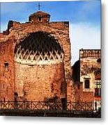 Architecture Of Italy Metal Print