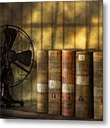 Archives Metal Print
