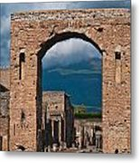 Archway Metal Print by Marion Galt