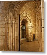 Archways Cloisters Nyc Metal Print