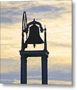 Ardara Church Bell Metal Print