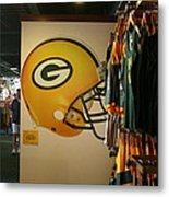 Are You Ready For Some Football ? Metal Print