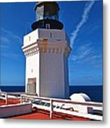 Arecibo Lighthouse 7 Metal Print