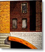 Argo Building Metal Print