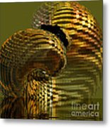 Arisen From The Depths Metal Print