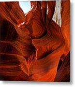 Arizona - Antelope Canyon 004 Metal Print