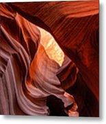 Arizona - Antelope Canyon 006 Metal Print