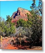 Arizona Bell Rock Valley N3 Metal Print