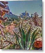 Arizona Bell Rock Valley N7 Metal Print