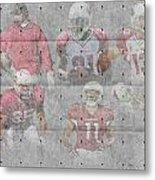 Arizona Cardinals Legends Metal Print
