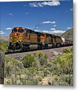 Arizona Express Metal Print