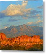 Arizona Metal Print
