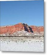 Arizona Mountains Metal Print