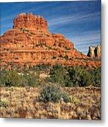 Arizona Sedona Bell Rock  Metal Print