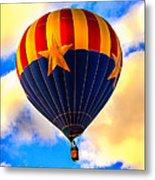 Arizonia Hot Air Balloon Special Metal Print