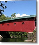 Arlington Bridge 2526a Metal Print